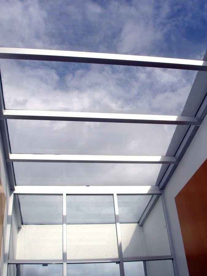 Domo para terraza domos casas pinterest terrazas - Vidrio de policarbonato ...