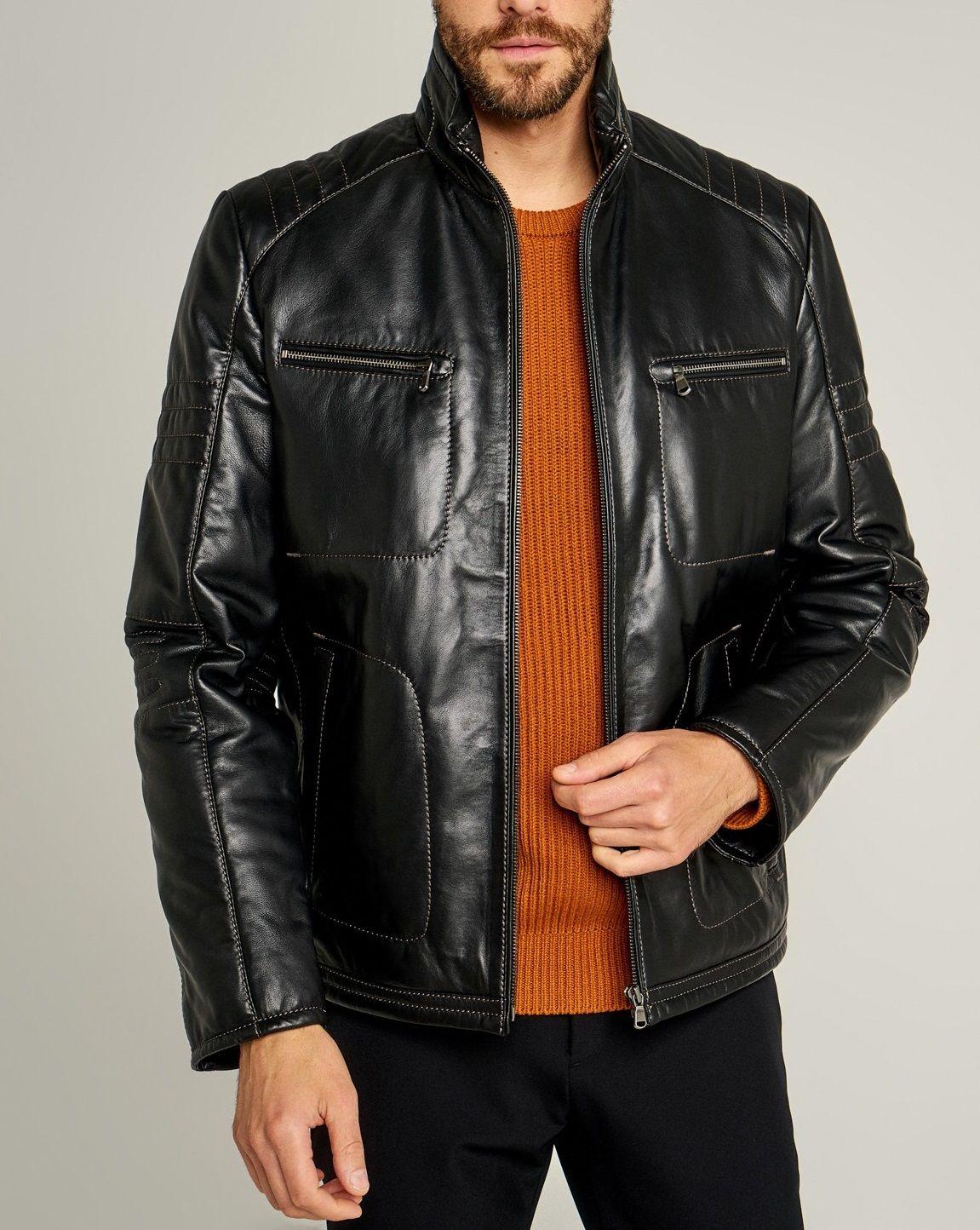 Stylish Black Leather Jacket Leather Jacket Men Stylish Leather Jacket Leather Jacket [ 1444 x 1151 Pixel ]