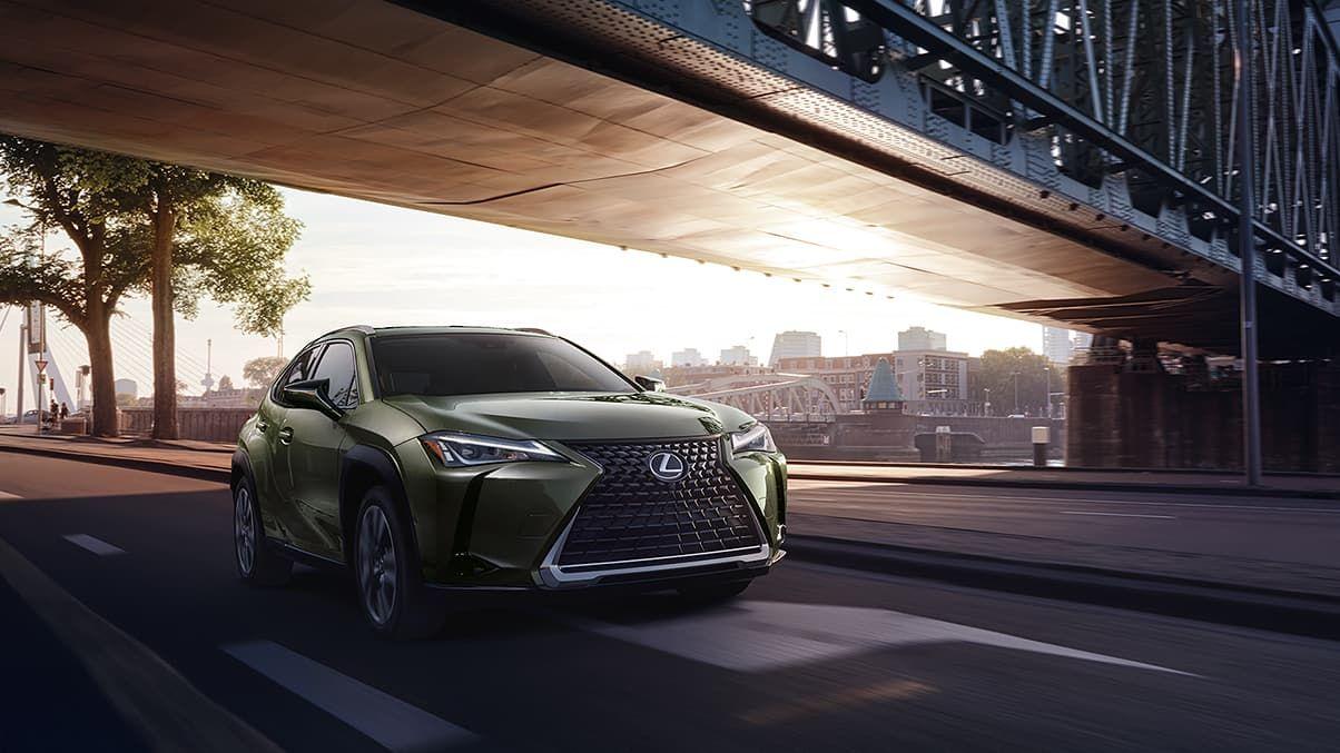 Let the 2020 Lexus UX Impress You in Jacksonville, FL in