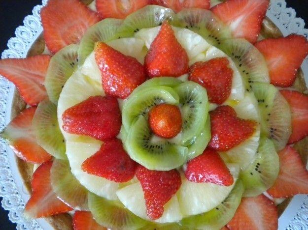 Ideas Para Decorar La Fruta Platos De Frutas Platos Decorados