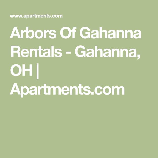 Gahanna Ohio Apartments: 64 Photos & 2 Reviews