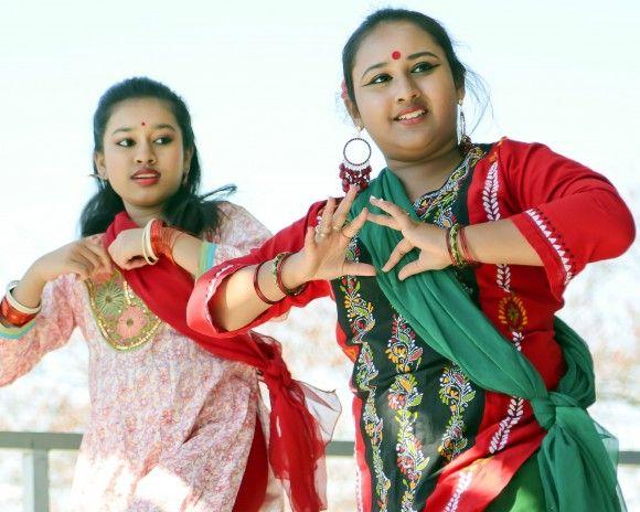 A Taste Of Bangladesh As Visitors Await Cherry Blossoms Cultural Events Bangladesh Cherry Blossom