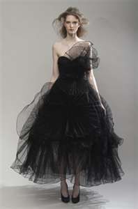 f80f160b41e Marchesa gives new meaning to the little black dress | Fashion ...