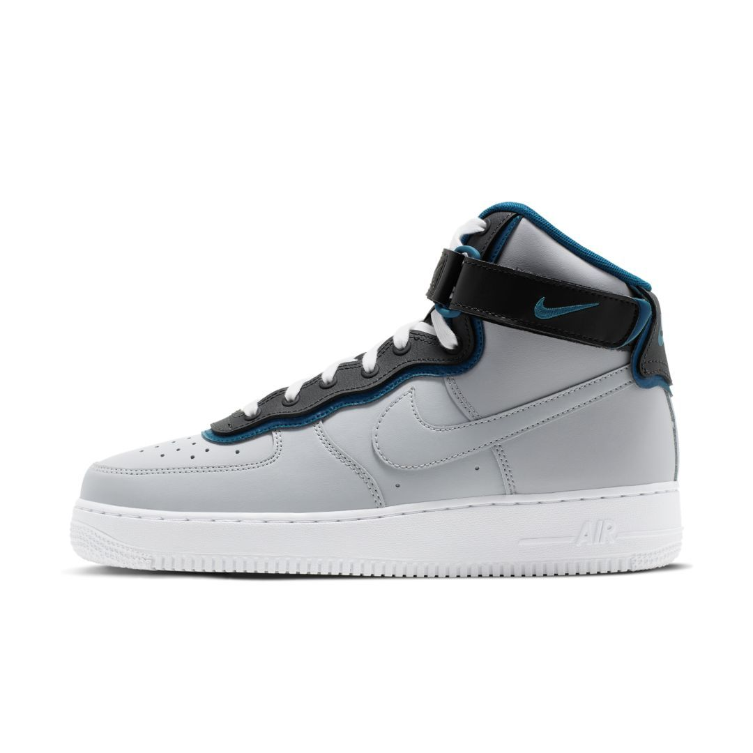Nike Air Force 1 High '07 LV8 1 Men's Shoe Size 7 (Wolf Grey