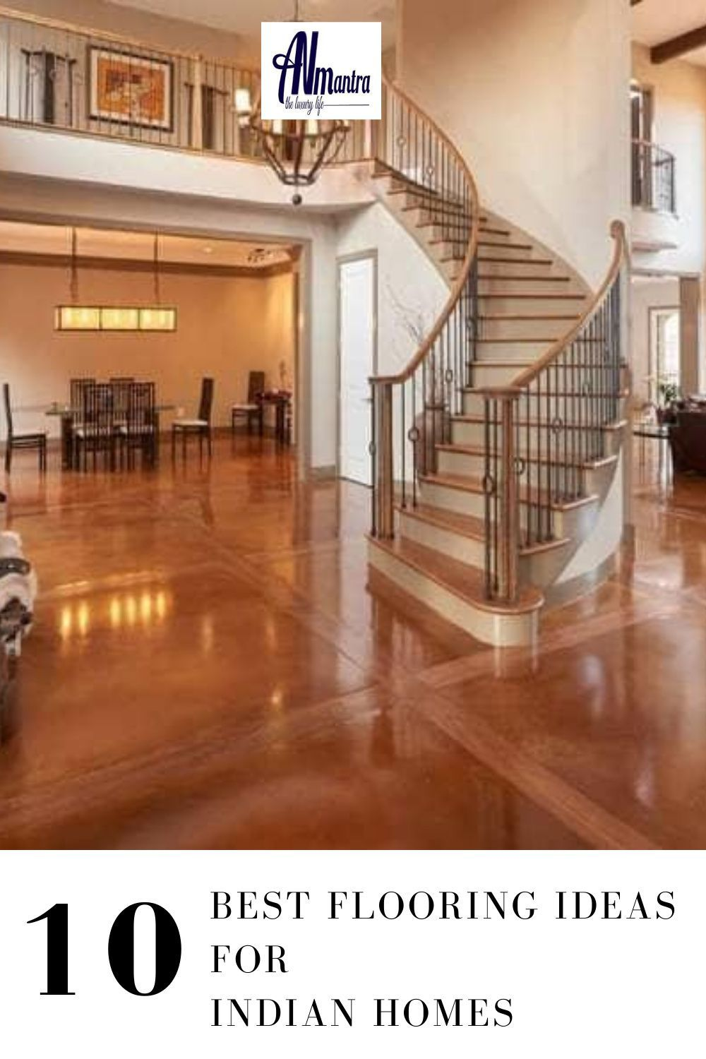Best 10 Flooring Ideas For Indian Homes in 2020 Indian