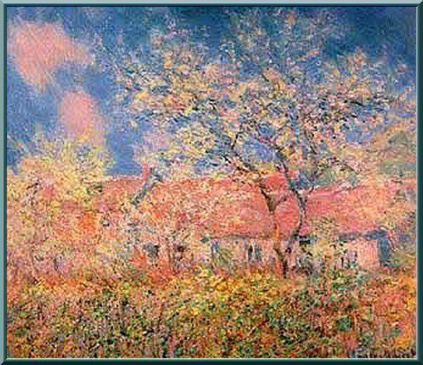 Twitter | Monet, Peinture, Claude monet