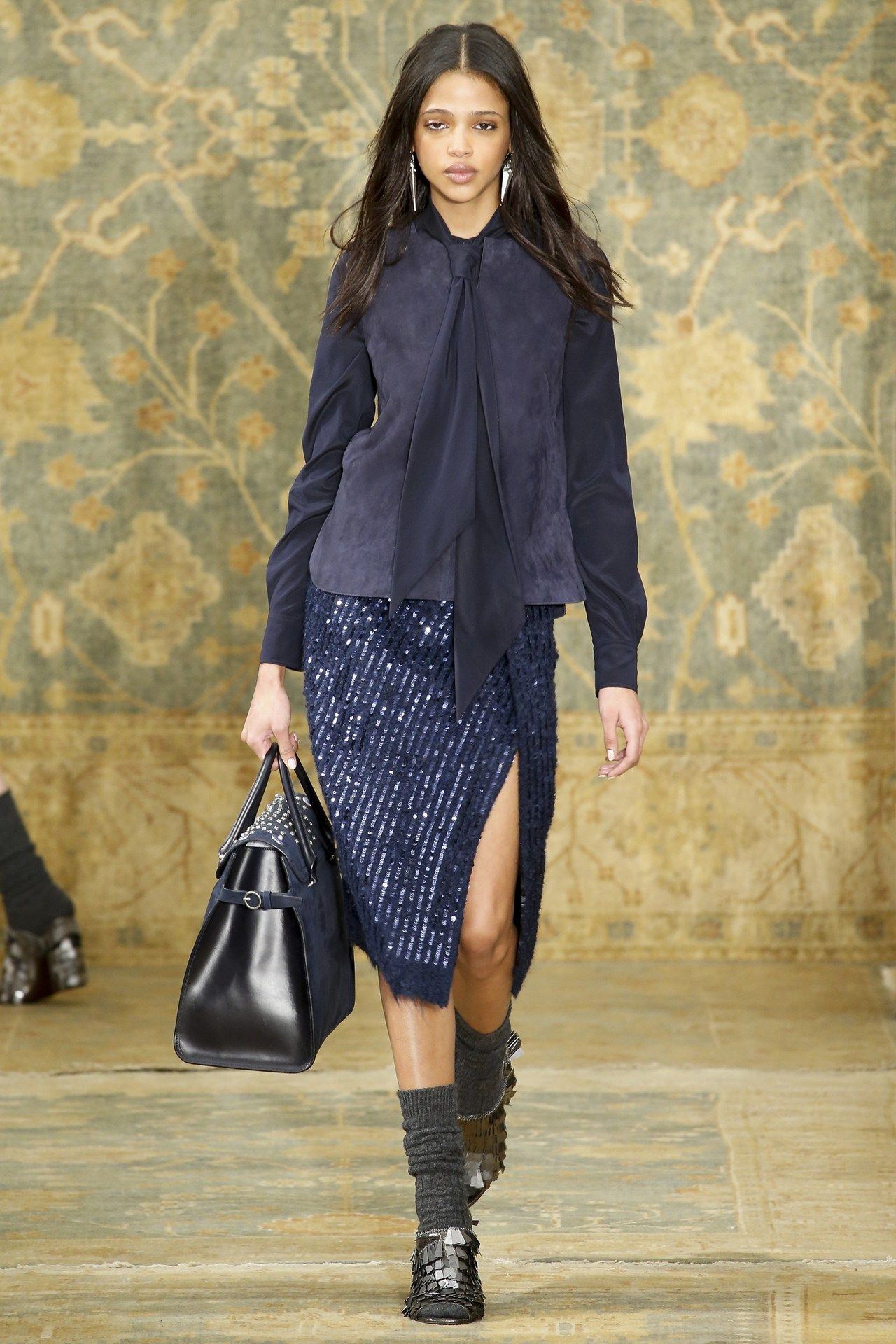 New York Fashion Week, Tory Burch Otoño Invierno 2015