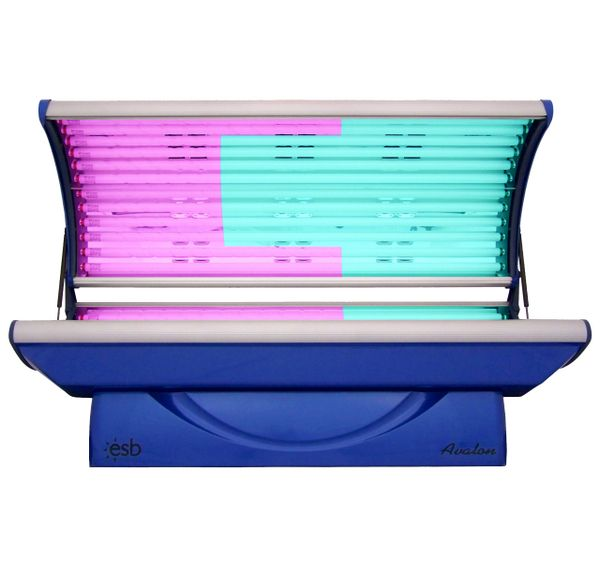 Pin On Tanning Bed