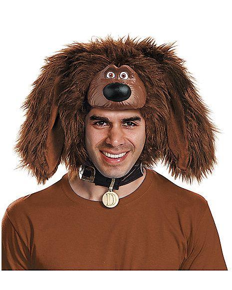 Duke Faux Fur Headpiece The Secret Life Of Pets
