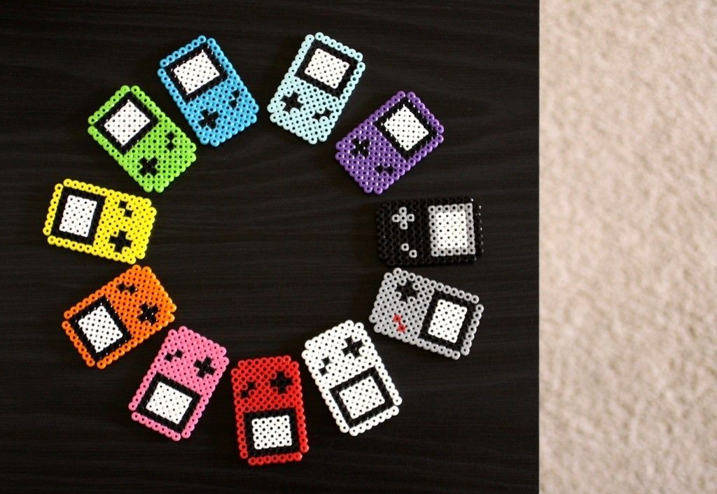 The Original Nintendo Game Boy Magnet (Pick 1). $2.75, via Etsy.