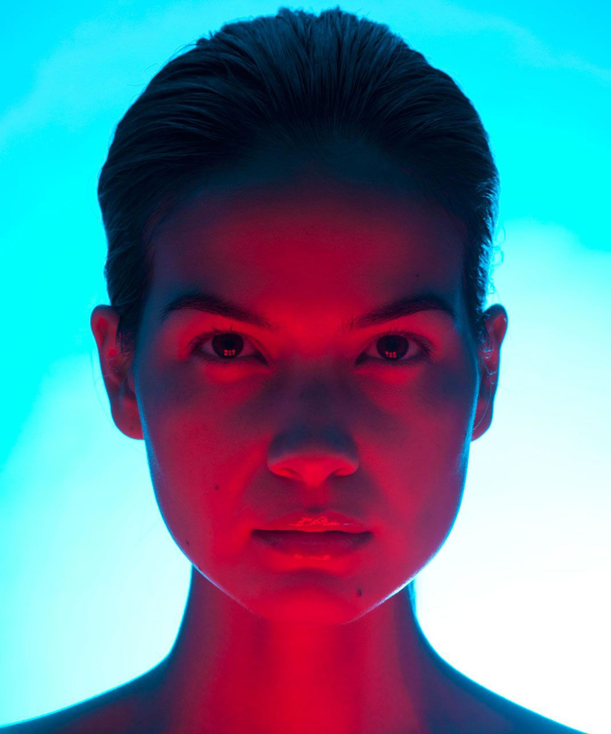 Pin By Hannah Ayrault On Strangers Blue Light Acne Blue Light Acne Treatment Blue Light Therapy