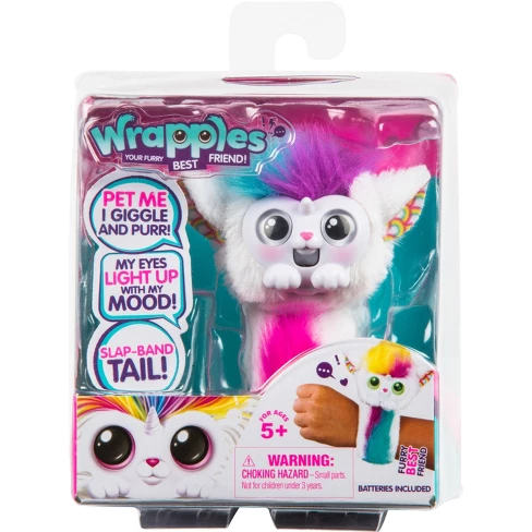 Wrapples Christmas 2020 Little Live Wrapples   White Una in 2020 | Little live pets