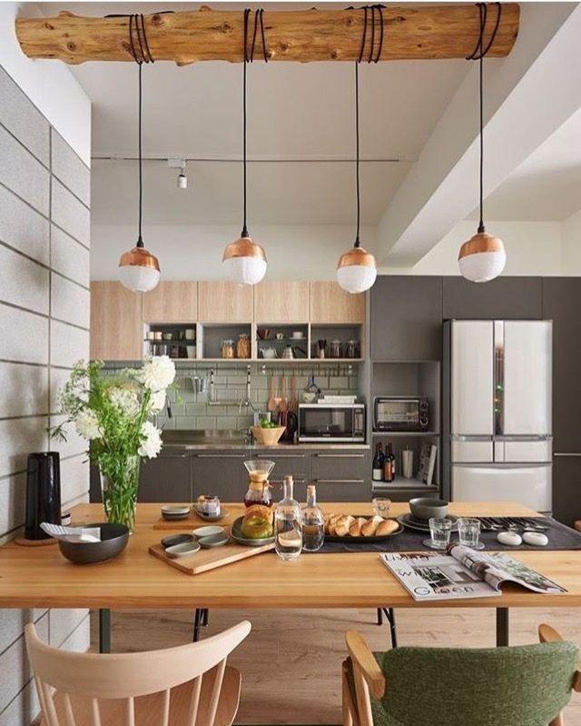 Épinglé Par Marina Siqueira Sur Cozinhascoz Americanas Pinterest - Salle a manger marina pour idees de deco de cuisine