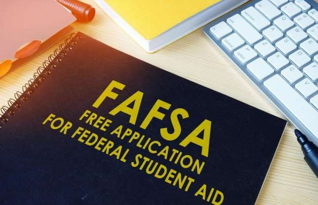 Slide 1 of 11 The Free Application for Federal Student Aid