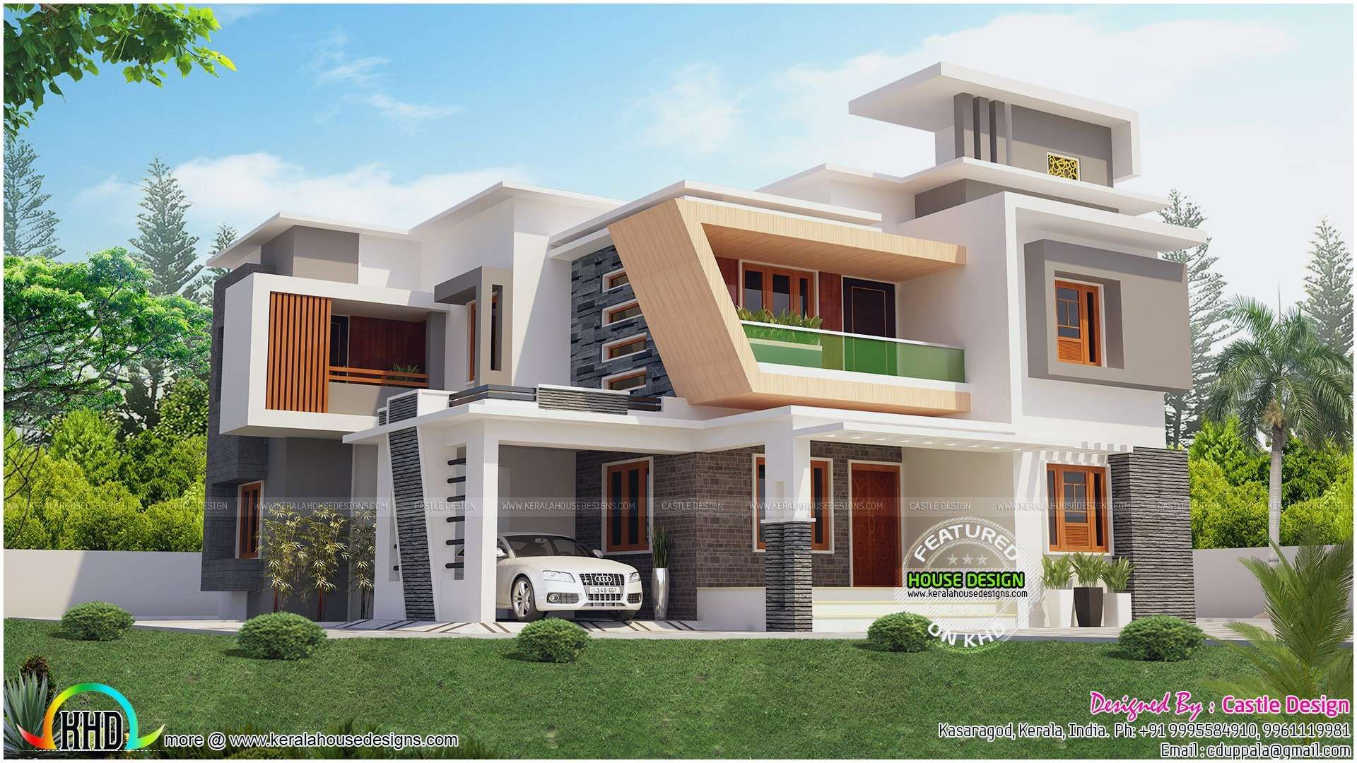 Small House Colors 22 Luxury Exterior Home Design For Small House In India In 2020 Bungalow House Design Craftsman Style House Plans Contemporary House Design