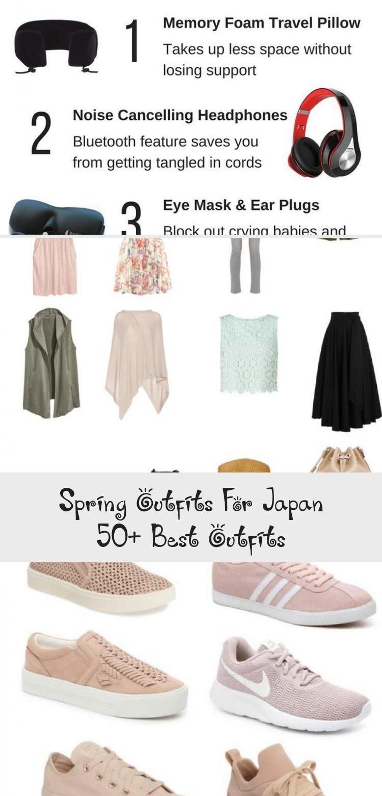 Spring outfits for japan 50 best outfits