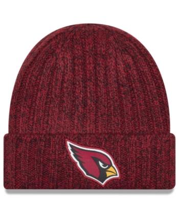 new concept 5e77b 0e81c New Era Women s Arizona Cardinals On Field Knit Hat - Red Adjustable