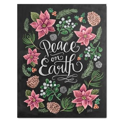 Peace on Earth - Print