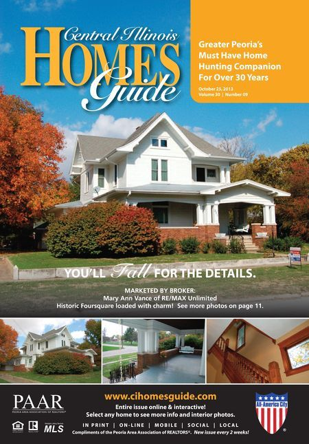 Hump day is also Homes Guide day! Check out the NEW issue of the Central Illinois Homes Guide! Every home is interactive. Just click on one to view more photos and information. #humpday #CIHG #Peoria #IL #homesforsale #realestate