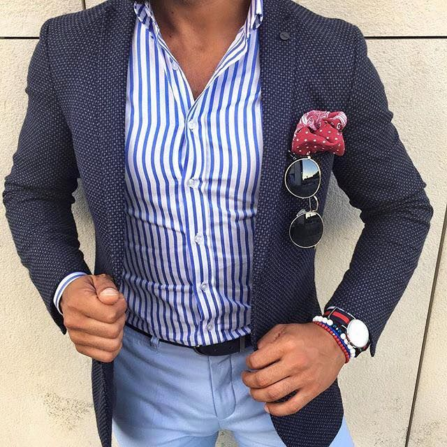 Florida dress style for men