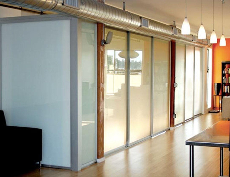 Modern room dividers from the sliding door company studio