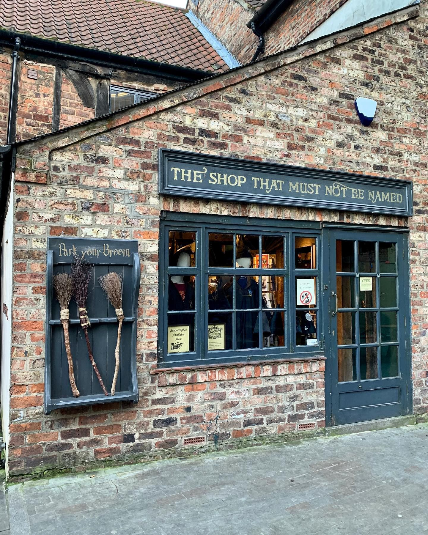 Loving This Little City Of York And How Cute Is This Shop A Lot Of Harry Potter Lore Here Especially In The Shambl Visit York Visit Uk Travel Photography
