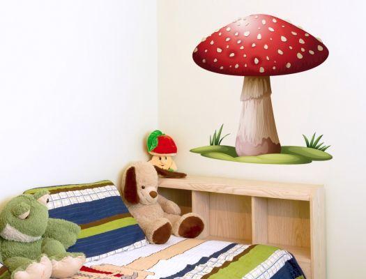 Fliegenpilz Kinderzimmer ~ Besten deko kinderzimmer bilder auf kinderzimmer