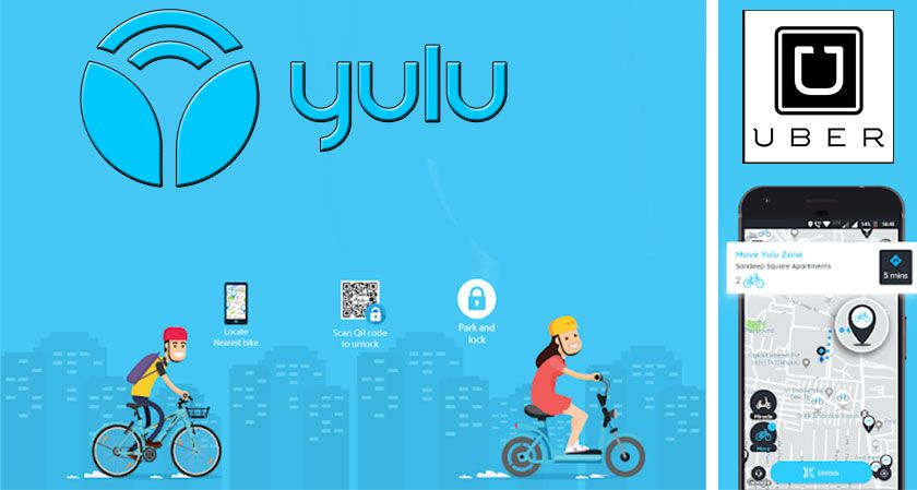 Uber Partners With Yulu To Enter The Micro Mobility Sector Of