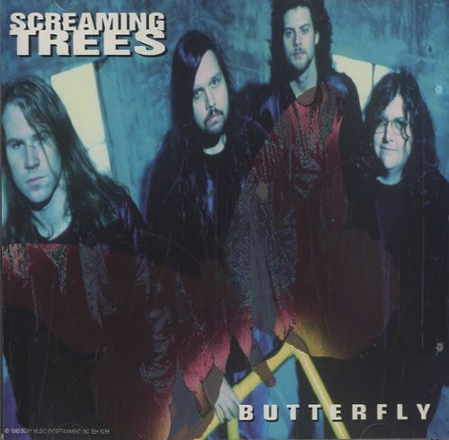 Screaming Trees-Butterfly