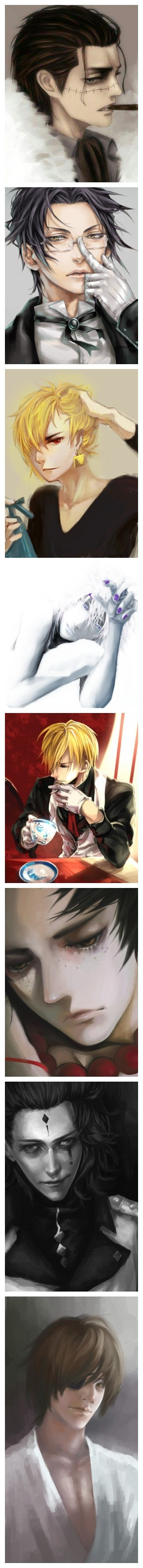 Why are anime boys more attractive than real life ones? ;-;♥