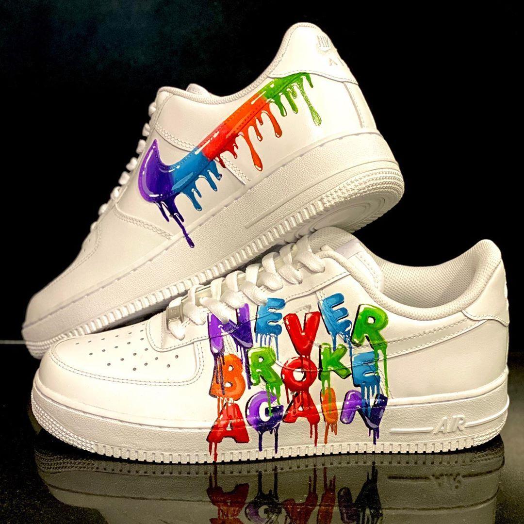 Nike Air Force 1 07 Wmns (Pink Glaze) Sneaker Freaker