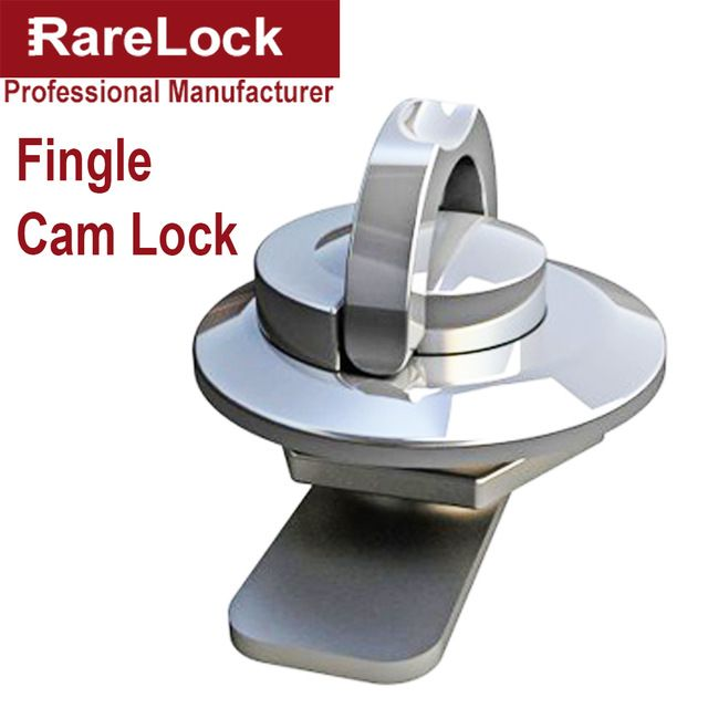Rarelock Christmas Supplies Keyless Fingle Cabinet Cam Lock …