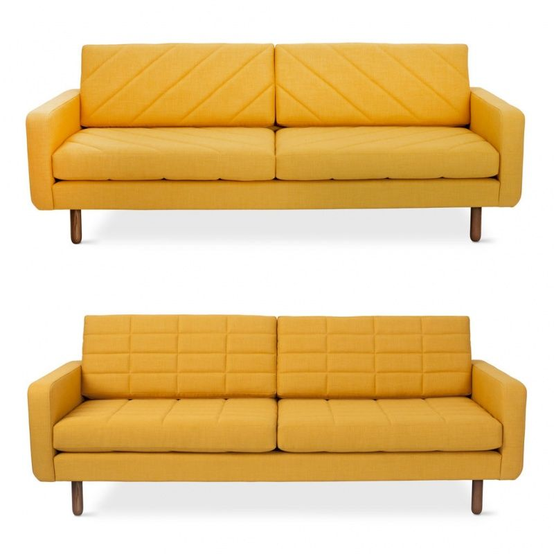 Switch Sofa Laurentian Citrine.