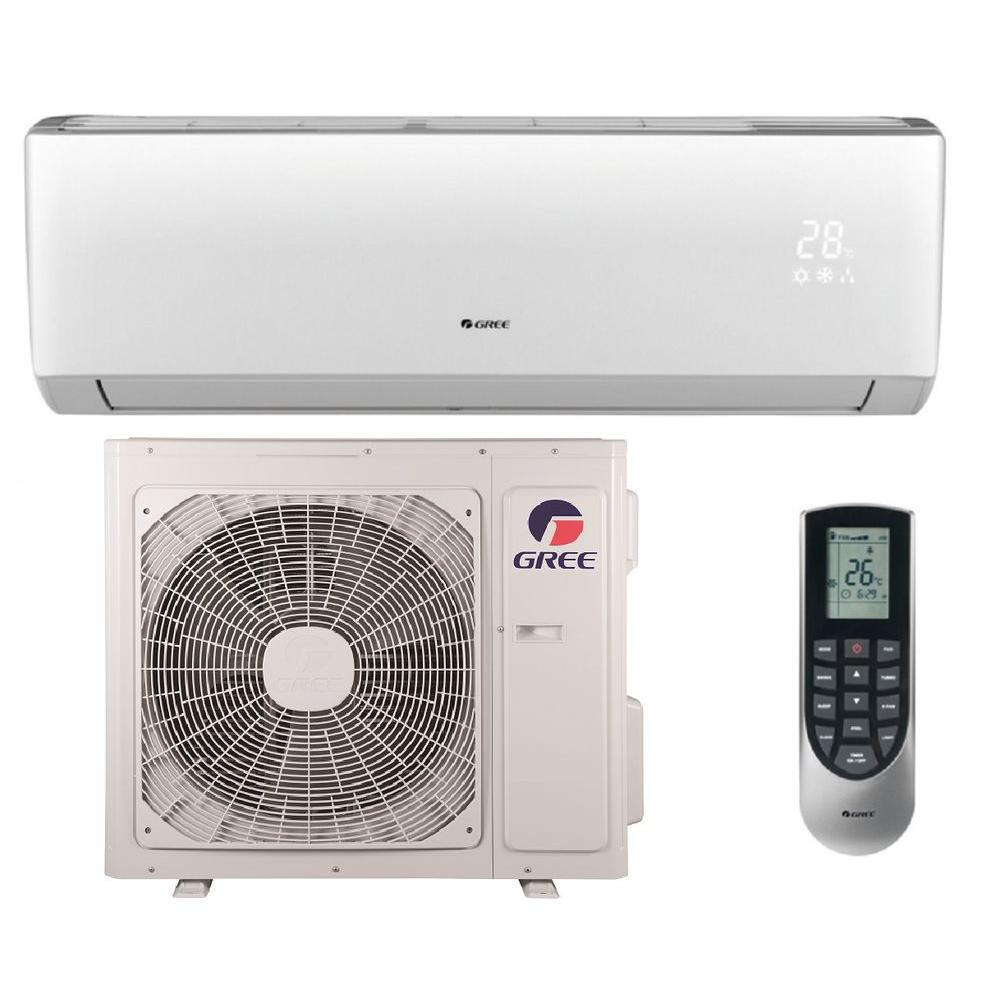 Gree Vireo 22000 Btu Ductless Mini Split Air Conditioner And Heat