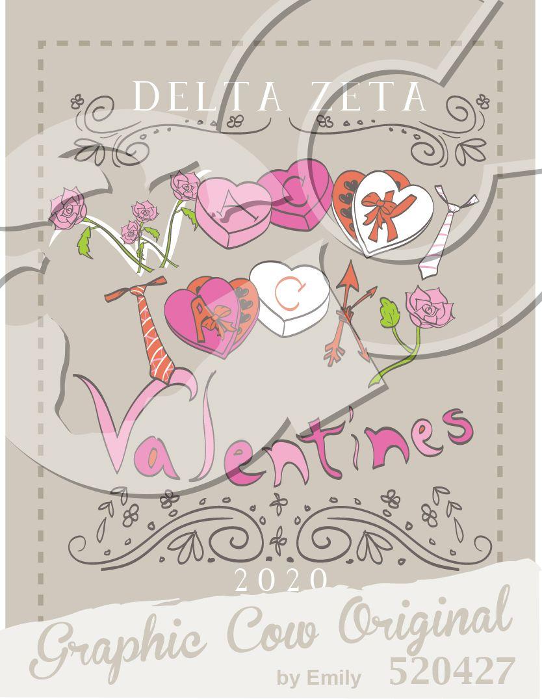 Wacky Tacky Valentines #crush #grafcow
