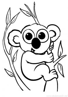 Kuala Boyama Sayfasi Okuloncesitr Preschool Boyama Sayfalari Hayvan Boyama Sayfalari Boyama Kitaplari