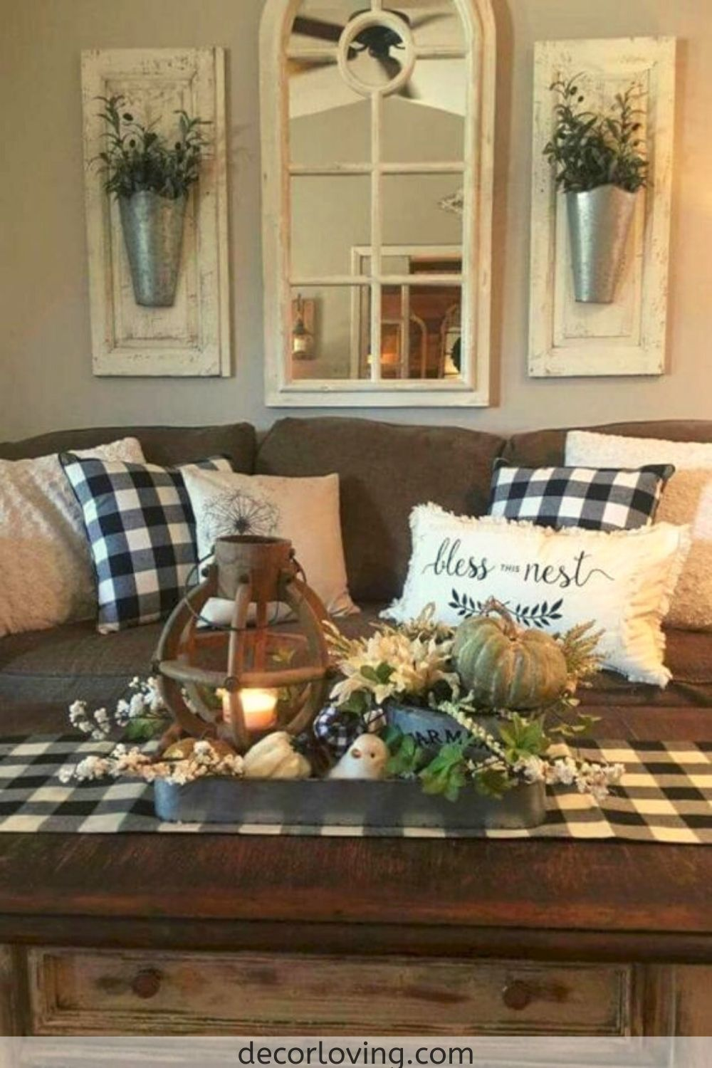 21 Fantastic Farmhouse Living Room Decor Ideas On A Budget You Must Try In 2020 Farmhouse Decor Living Room Rustic Farmhouse Living Room Farm House Living Room