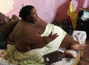 Pictures Of The 625lb Mother Who Ate Herself To Death