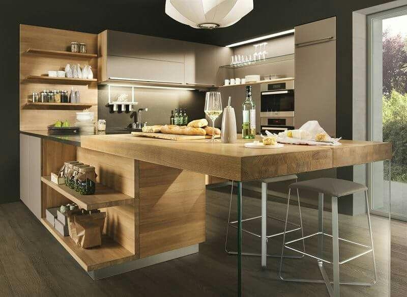 Pin by Almadora  on Home - Kitchen Pinterest Kitchens - küchen team 7