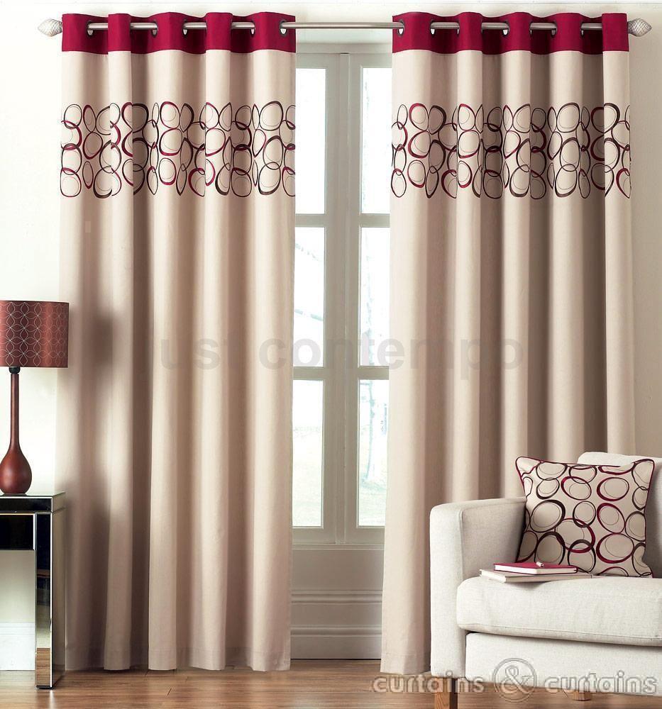 Dashandalbert10year Curtains Brown