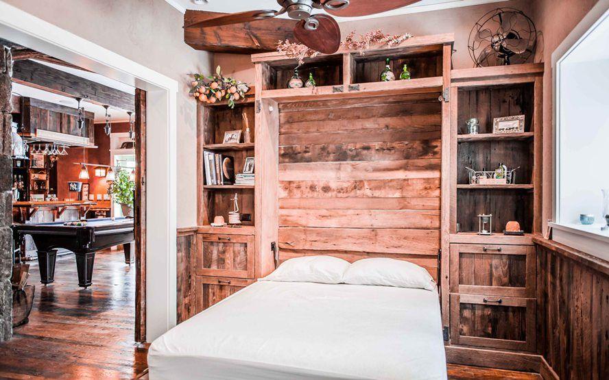 Best Westchester Custom Design Builtin Murphy Wall Bed Cabinet 400 x 300