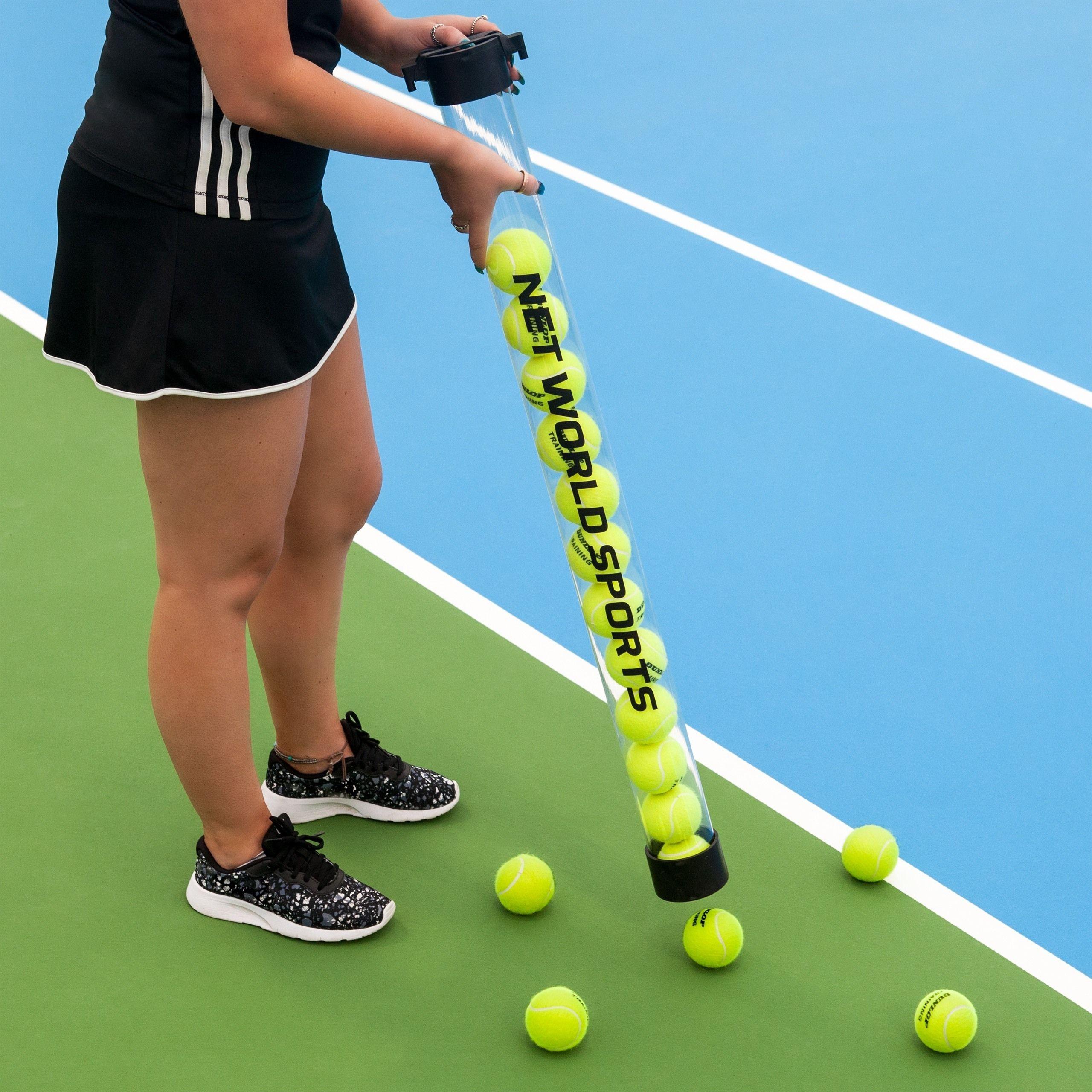 Wilson Tennis Ball Pick Up Tube 18 Ball Capacity