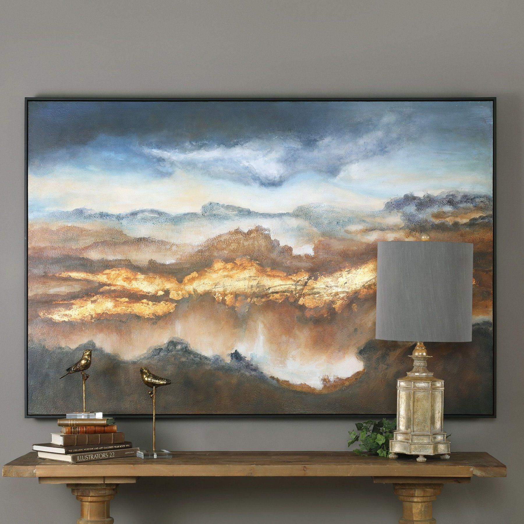 Uttermost Valley Of Light Landscape Art  51301