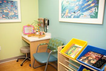 pediatric exam room at ucla health system http://ucla.in/jafxey