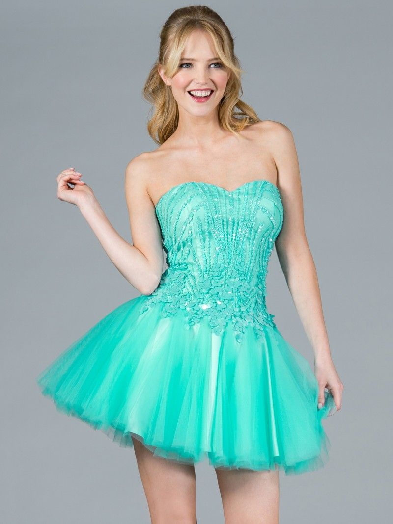 Dorable Prom Dresses For Short Hair Photos - All Wedding Dresses ...