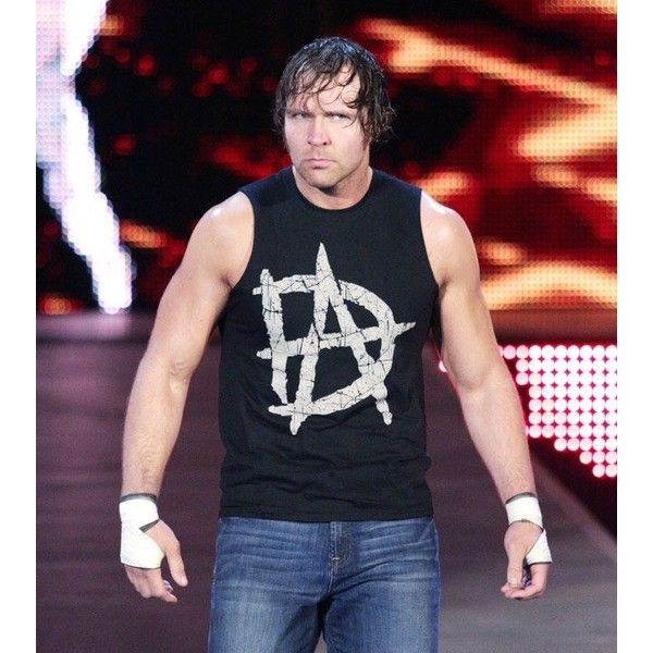 """Dean Ambrose interrumpe """"Seth Rollins Arquitecto de un Sueño"""" fotos ❤ liked on Polyvore featuring wwe"""