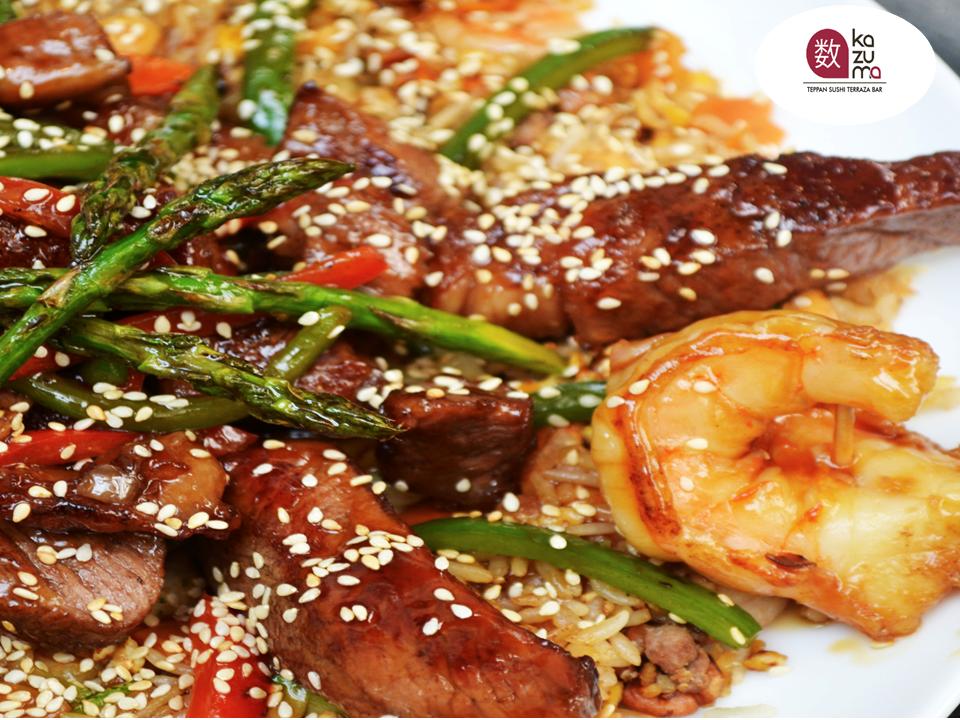 LA MEJOR COMIDA JAPONESA EN POLANCO En Restaurante Kazuma, todos nuestros platillos están elaborados por nuestros chefs con los mejores ingredientes y exquisitas recetas para que goce de un rato agradable con su familia y amigos. No pierda la oportunidad de disfrutar de la mejor comida japonesa en México sólo en Kazuma.   #comidajaponesa
