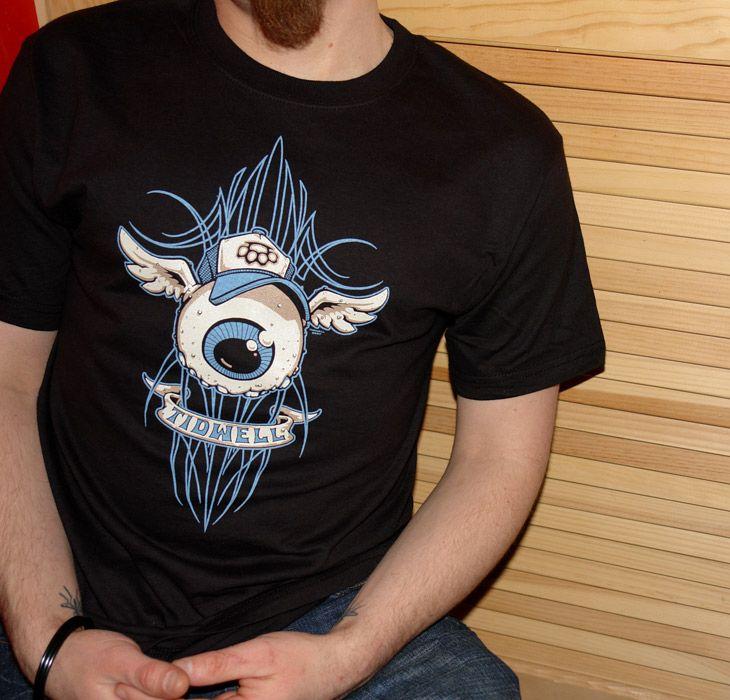 Humantree.com - - The art of Jeral Tidwell | Store » T-shirts