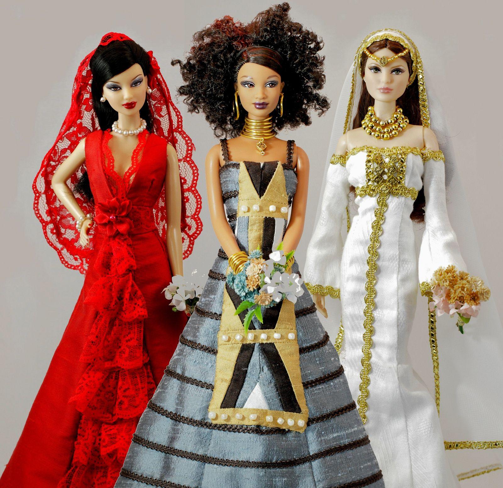 Therez Fleetwood Wedding Gowns: Miniature Wedding Gown Keepsakes