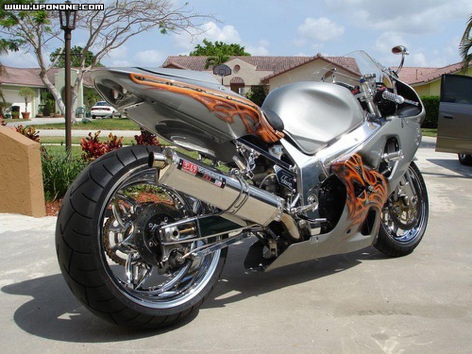 motos tuneadas